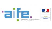 Logo AIFE Ministère des Finances