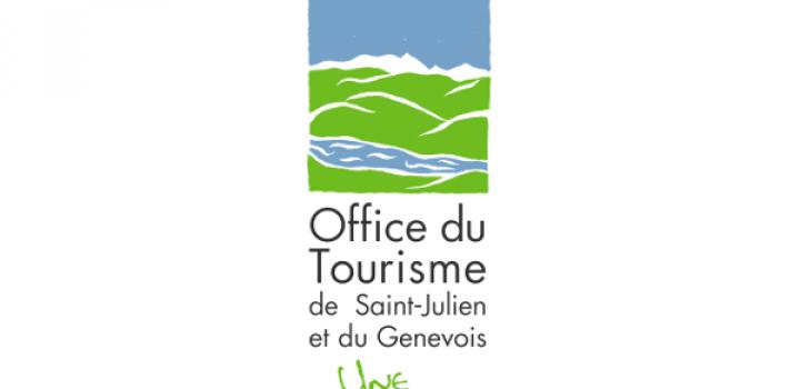 Logo Office du Tourisme du Genevois